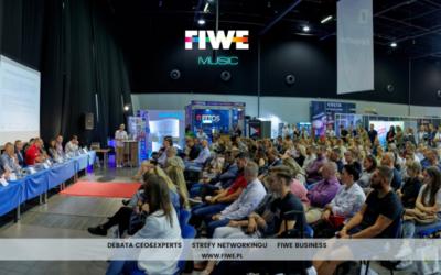 Co wydarzy się we wrześniu na FIWE Fitness Trade Show? Sprawdź!